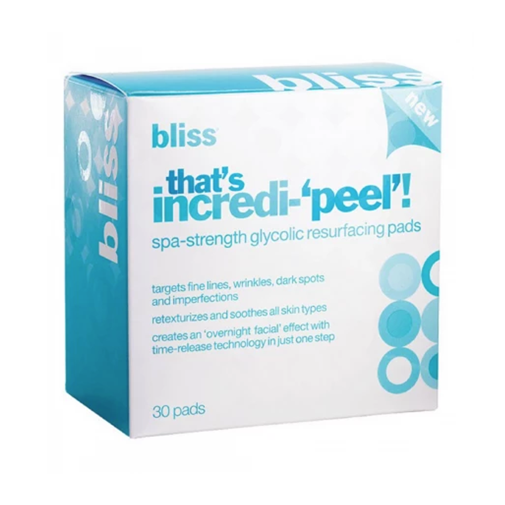 BLISS - THAT'S INCREDI PEEL - MyVaniteeCase