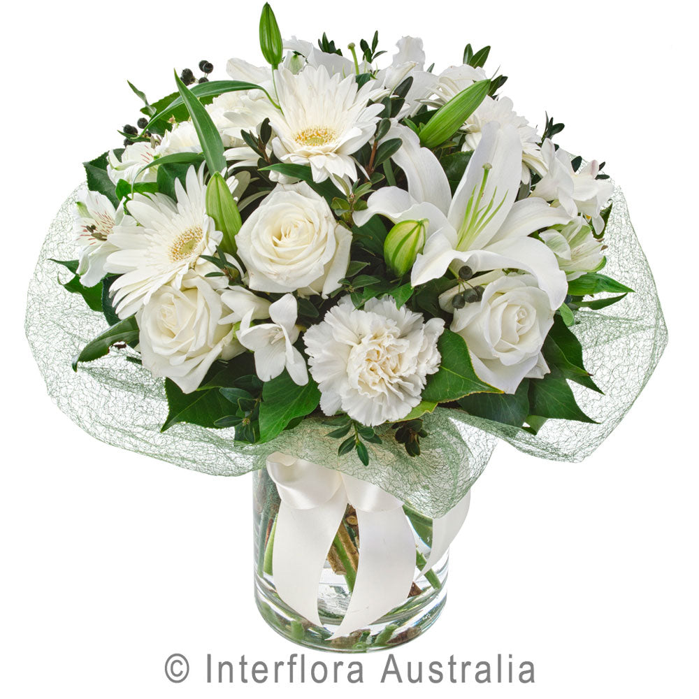 Bianca Wandin Florist Wedding Flowers Gerberas Lillies Roses Carnations Flowers Arrangement Yarra Valley Lilydale Dandenong Ranges