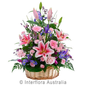 Abundance Wandin Florist Lillies Order Buy Wedding Flowers Arrangements Yarra Valley Lilydale Dandenong Ranges