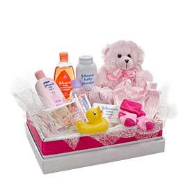 Cuddles For Her Baby Care Items Soft Toy Wandin Florist Flowers Yarra Valley Lilydale