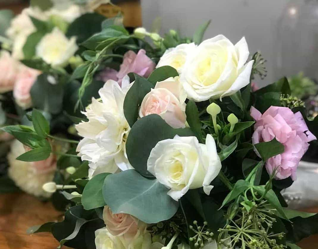 Beautiful Flowers Arrangements Wedding Flowers Bouquet Wandin Florist Yarra Valley Lilydale Dandenong Ranges