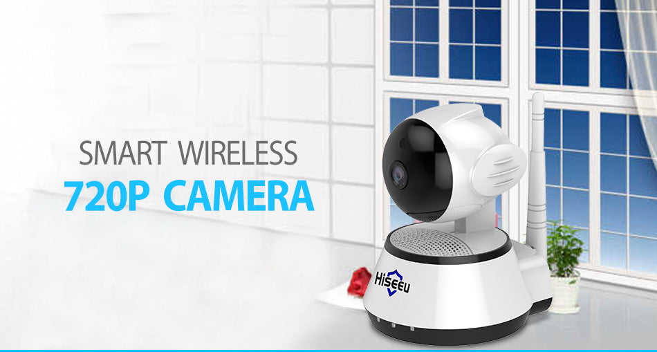 Home Security IP Camera Wireless Smart Camera WI-FI Audio Record Surveillance Baby Monitor  CCTV