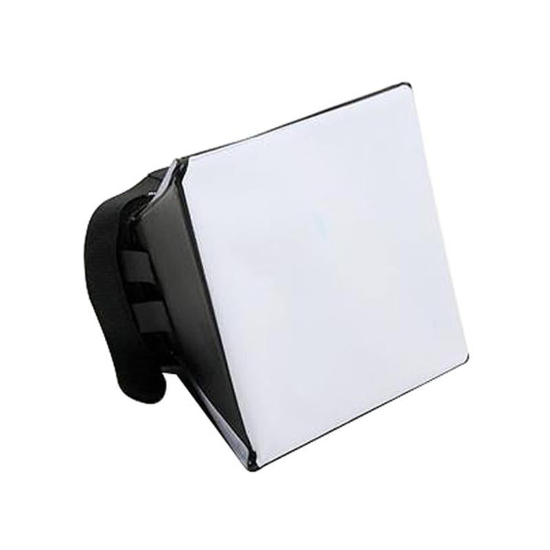 Soft Box Softbox Kit Flash Diffuser for Canon Nikon Sony Pentax Olympus Sigma Minolta DSLR Speedlite Flash