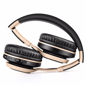 Bluetooth Headphone With Mic Support TF Card FM Wireless Headphones Bass Gaming Headset For iphone Xiaomi PC