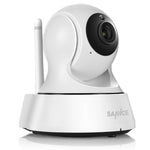 Home Security IP Camera Wi-Fi Wireless Mini Network   Wifi 720P Night Vision CCTV Camera Baby Monitor