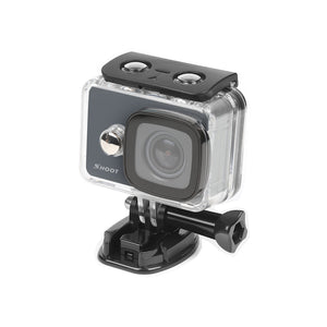 Quick Pull Activity Base Mount For GoPro Hero 6 5 4 SJCAM Xiaom Yi 4K Lite Eken H9 Action Camera