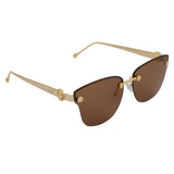 Rusace Ladies Sunglasses (Brown)
