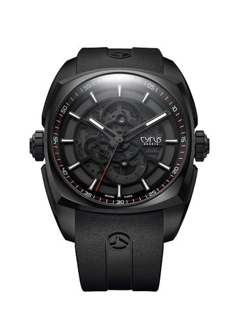 Cyrus Klepcys Solo Tempo HMS Skeleton Full Darkness Unisex Watch