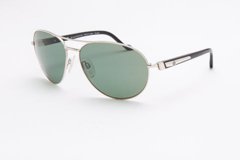 Bentley Gents Aviator Sunglasses (Green)