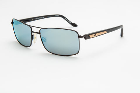 Bentley Gents Squared Sunglasses (Blue Mirror)