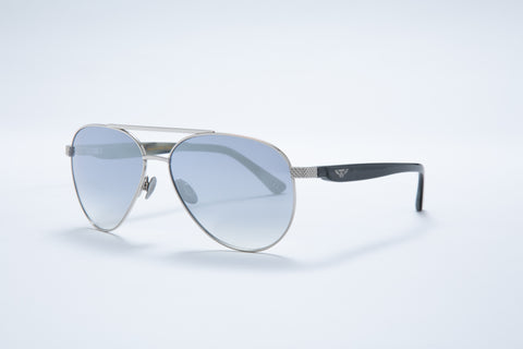 Bentley Gents Aviator Sunglasses (Gray Mirror)