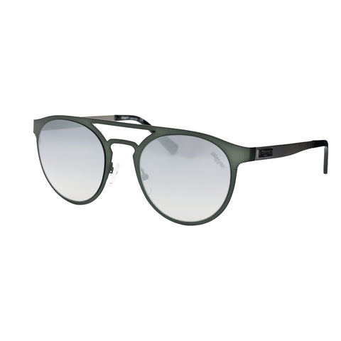Blauer Sunglasses Unisex (Smoke Shaded Silver)