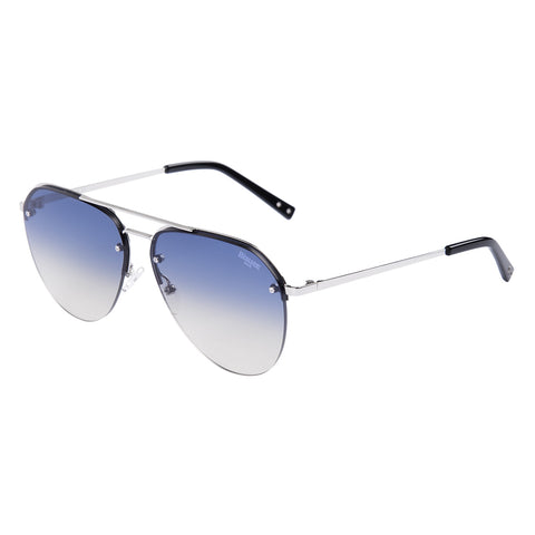 Blauer Sunglasses Unisex (Blue Shaded Brown)