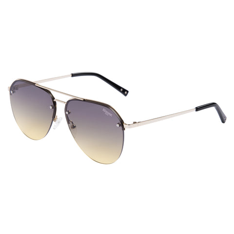 Blauer Sunglasses Unisex (Grey Shaded Amber)