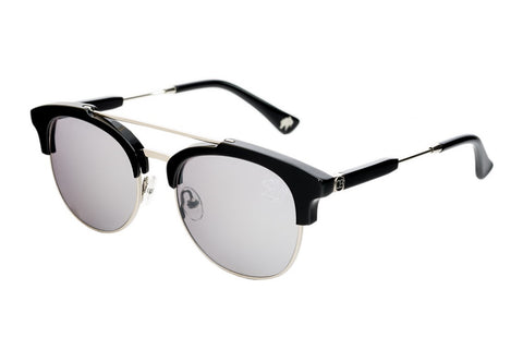 CAVALLO BIANCO SUNGLASSES GENTS (SILVER MIRROR)