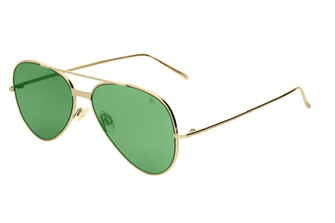 CAVALLO BIANCO SUNGLASSES GENTS (GREEN  MIRROR)