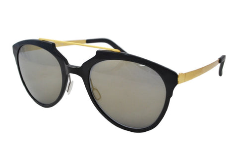 CAVALLO BIANCO SUNGLASSES GENTS (MATT GOLD/GRAY)