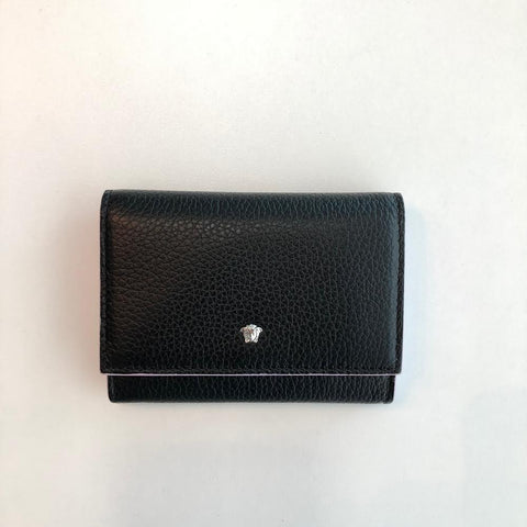 Versace Leather Credit Card Holder (Unused)
