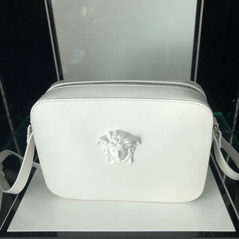 Versace Leather Bag - Small (Unused)