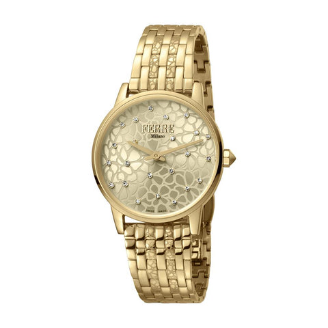 Ferre Milano Ronda Metal Bracelet Ladies Watch