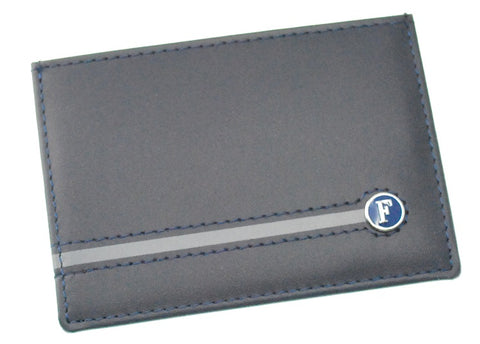 Ferre Milano Card Holder Blue
