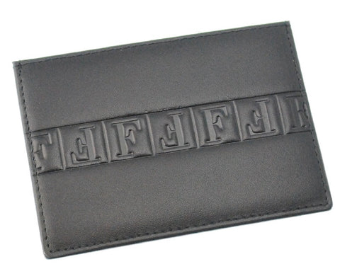 Ferre Milano Card holder Nappa Black