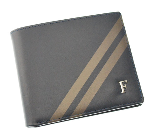 FERRE MILANO  Gents Nappa  Wallet Black