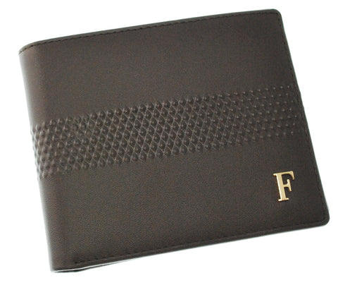 FERRE MILANO  Gents Nappa Brown Wallet