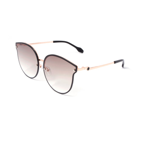 GFF Ladies Sunglasses (Light Brown)