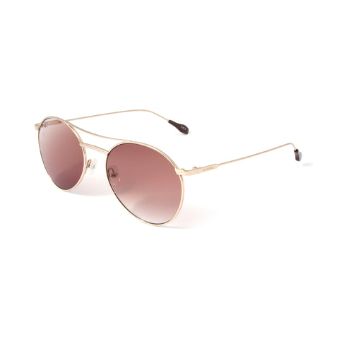 GFF Unisex Sunglasses (Gradient Brown)