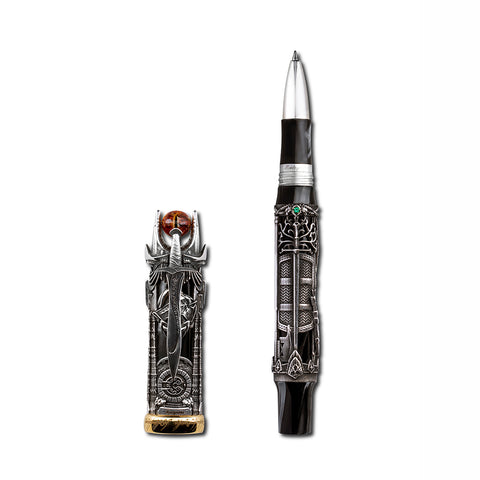 Montegrappa The Lord Of The Rings L.E., Rollerball Pen, Silver, Unisex