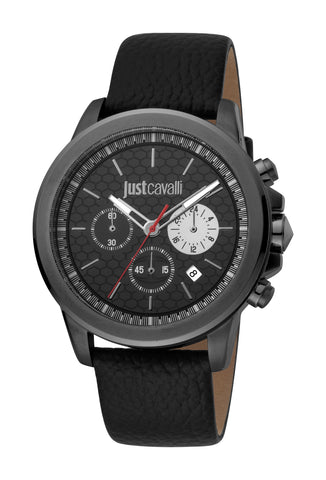 Just Cavalli Watch Gents IP Black
