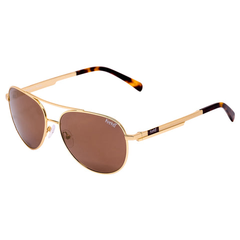 Korloff Aviator Gents Sunglasses (Gold)
