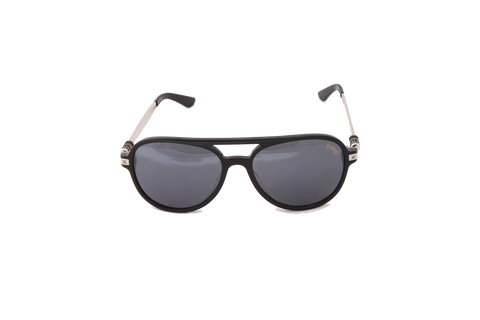 KORLOFF SUNGLASS BLACK LENS GENTS