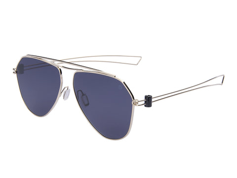 MOMO DESIGN SUNGLASSES UNISEX (GREY)