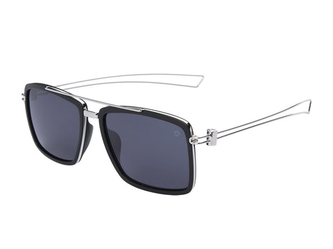 MOMO DESIGN SUNGLASSES GENTS GREY LENS