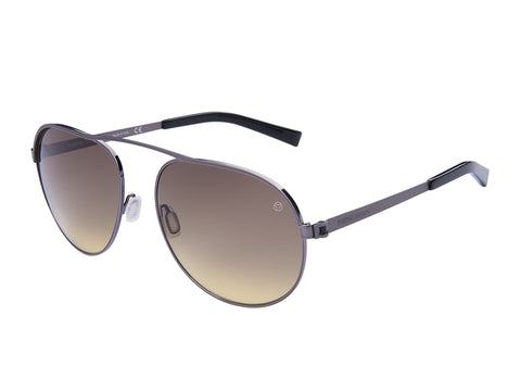MOMO DESIGN SUNGLASSES UNISEX (SHADED AMBER BROWN)