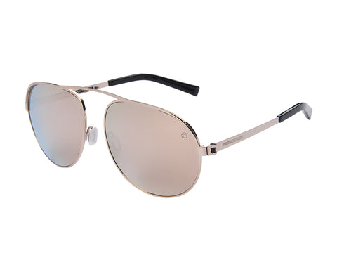 MOMO DESIGN SUNGLASSES UNISEX (ROSE GOLD)