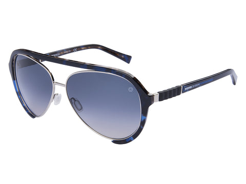MOMO DESIGN SUNGLASSES GENTS  SHADED BLUE LENS