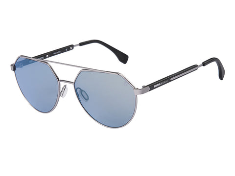 MOMO DESIGN SUNGLASSES GENTS TRIFLECTION PETROL LENS