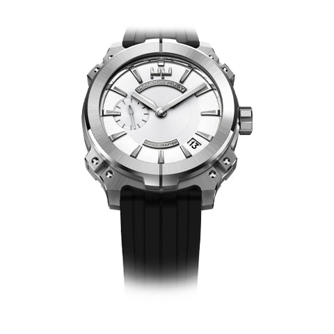 Mauron Musy Gents White Dial Watch