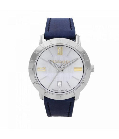 Trussardi Nestor Silver Dial Gents Watch