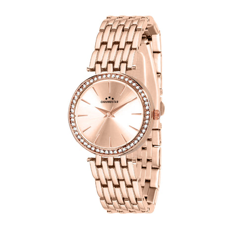 CHRONOSTAR Watch Ladies RG DIAL RG BR