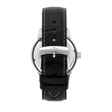 Philip Watch Gents 40mm Black Dial Watch