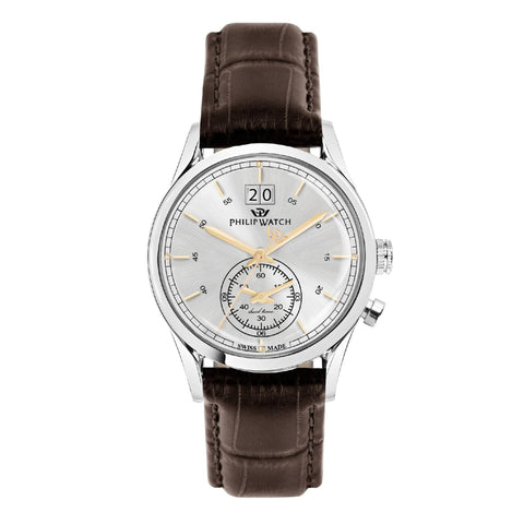 Philip Watch Silver Dial Gents Watch