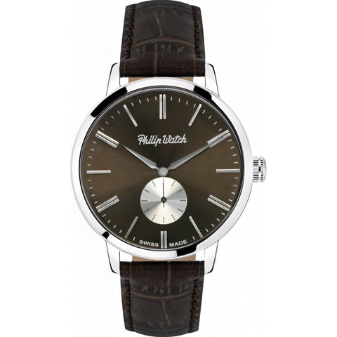 Philip Watch Brown Dial Gents Watch