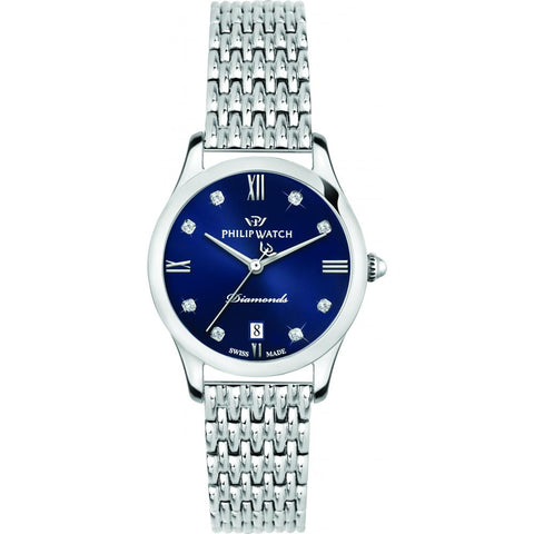 Philip Watch Blue Dial Ladies Watch