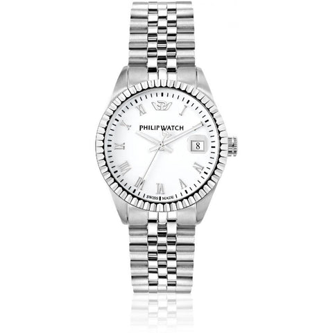 Philip Watch White Dial Ladies Watch