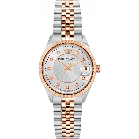 Philip Watch Silver Dial Ladies Watch