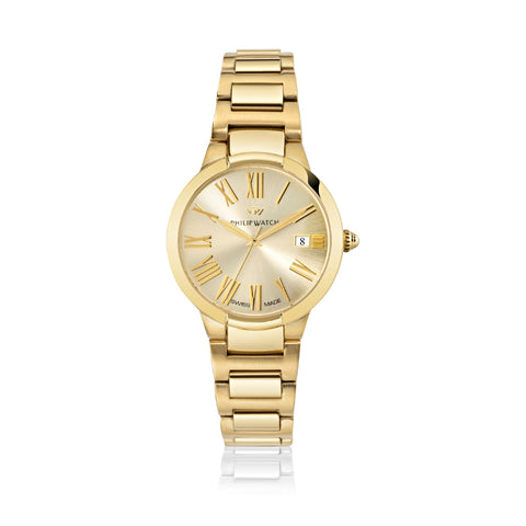 Philip Watch Ivory Dial Ladies Watch
